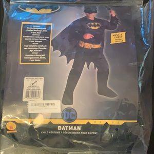 Rubie's Costume Boys Batman Muscle Costume